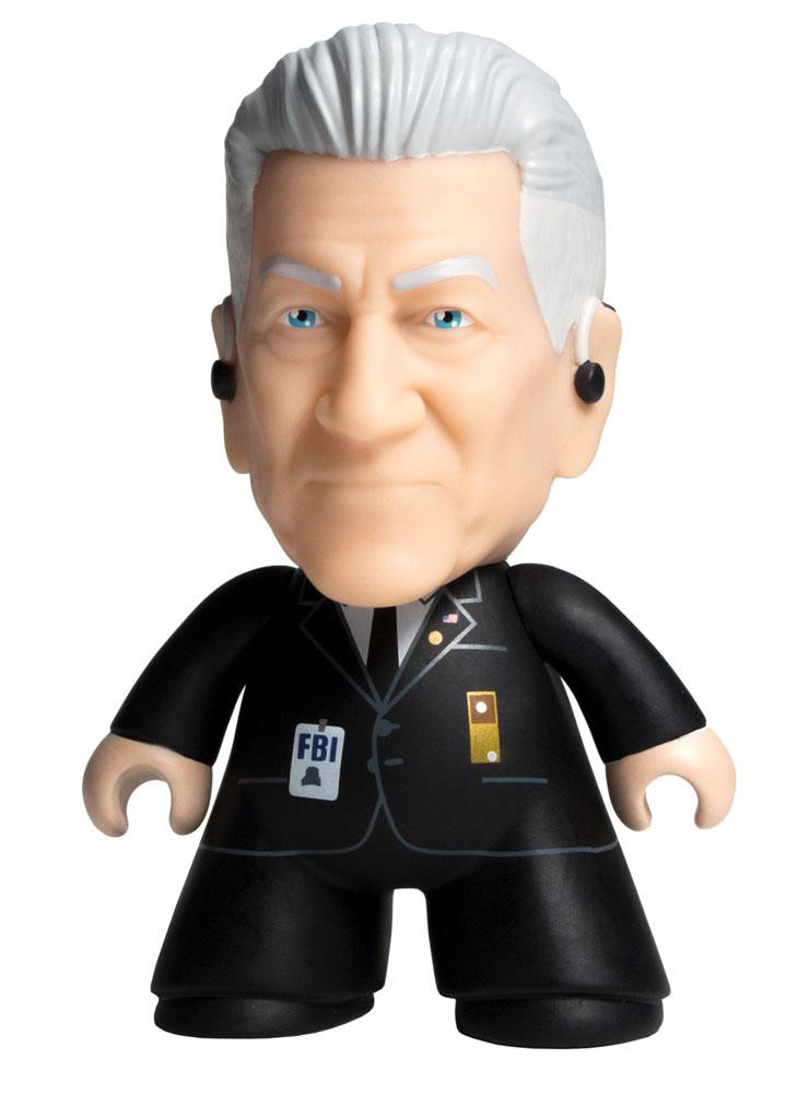 Twin Peaks Titans Vinyl Figure Gordon Cole NYCC 2018 Exclusive 11 cm