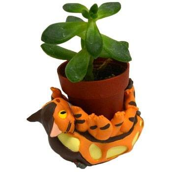 My Neighbor Totoro Plant Pot Catbus 6 cm
