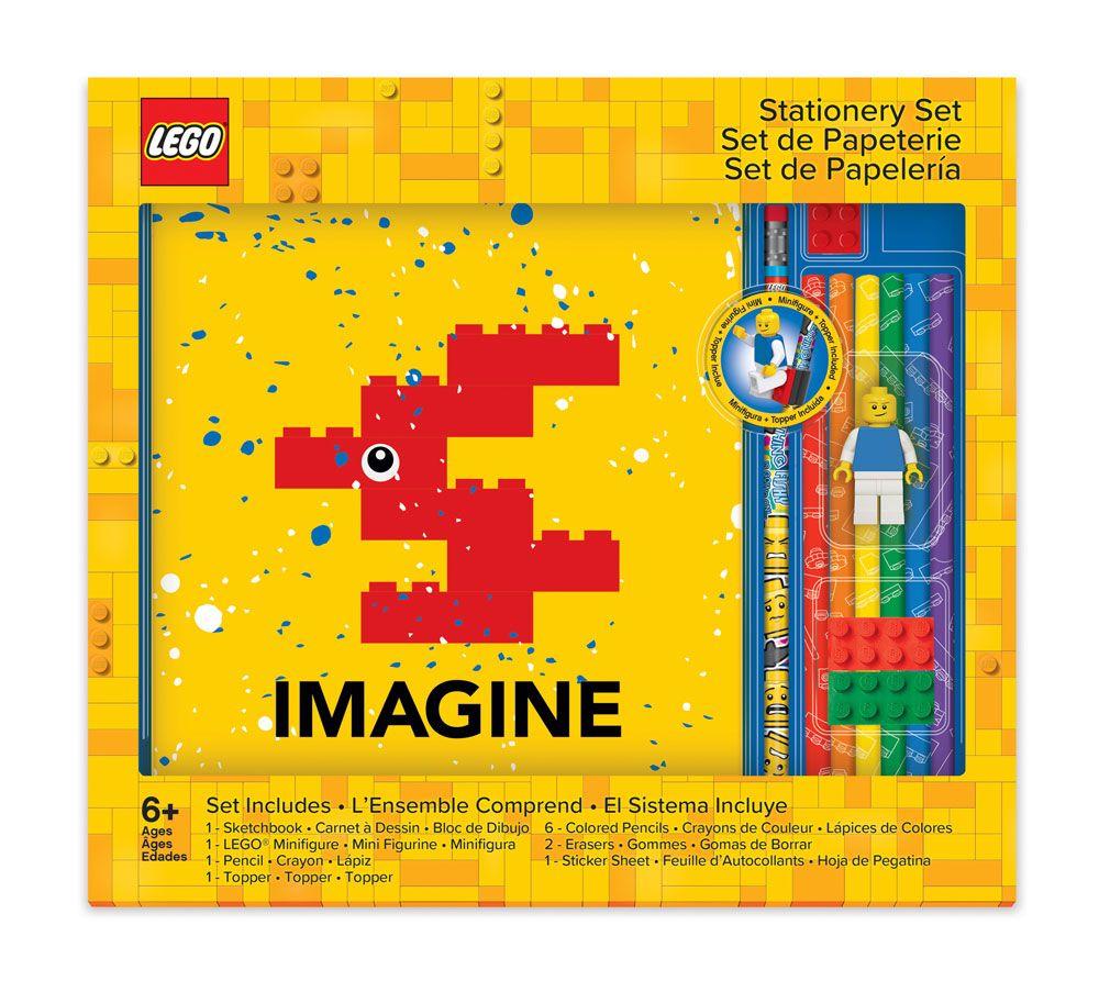 LEGO Stationery Set Imagine