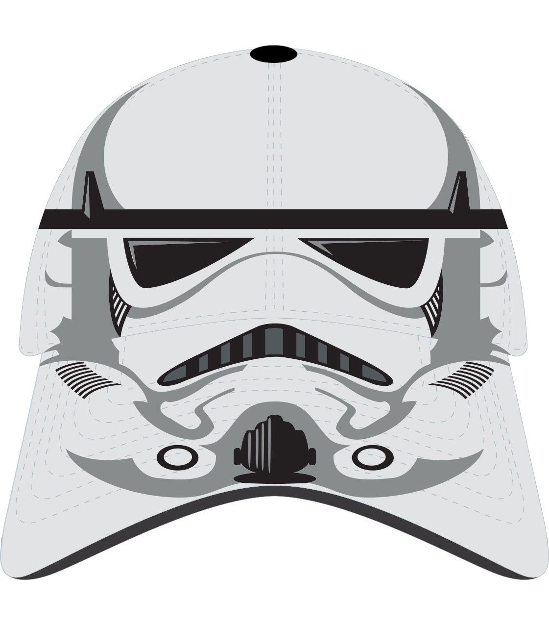 Star Wars Episode VIII Baseball Cap Stormtrooper