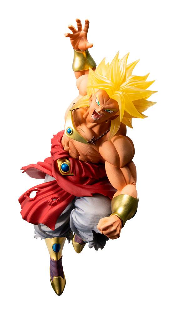 Dragon Ball Ichibansho PVC Statue Super Saiyan Broly 94' 19 cm