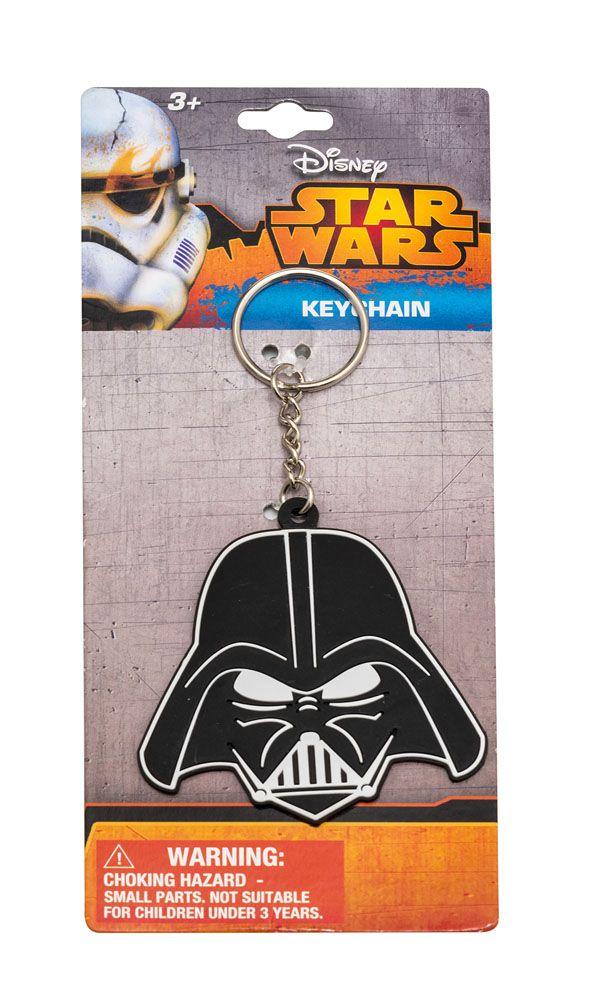Star Wars Episode VII Vinyl Keychain Darth Vader
