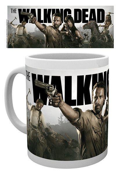 Walking Dead Mug Banner