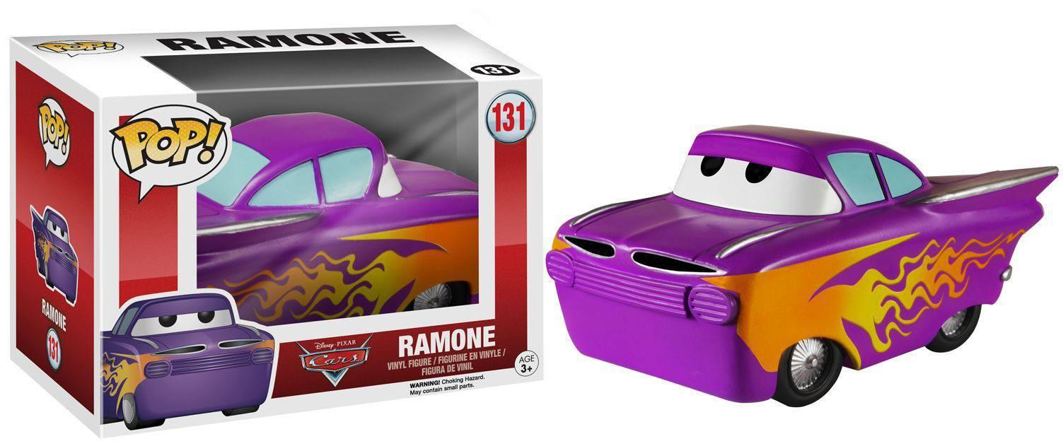 Cars POP! Disney Vinyl Figure Ramone 9 cm