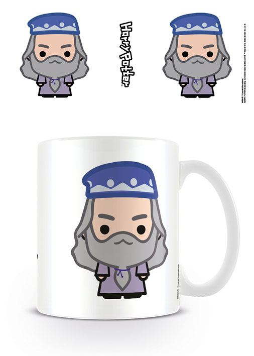 Harry Potter Mug Kawaii Albus Dumbledore