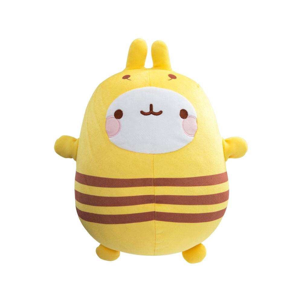 Molang Super Soft Plush Figure Bumble Bee Molang 25 cm