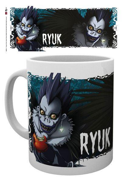 Death Note Mug Ryuk