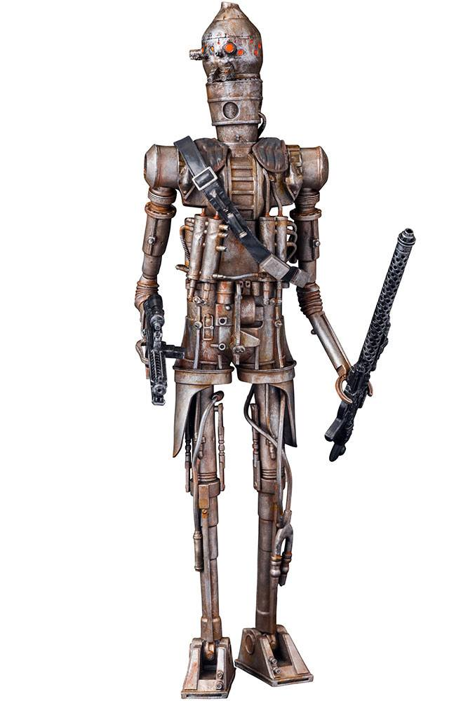 Star Wars ARTFX+ Statue 1/10 Bounty Hunter IG-88 21 cm