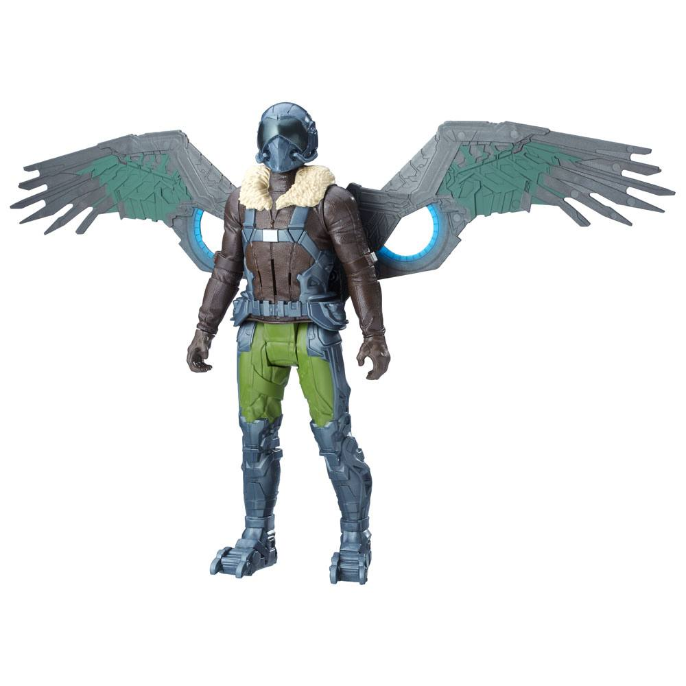 Spider-Man Homecoming Titan Hero Elektronic Action Figure Vulture 30 cm - German Version