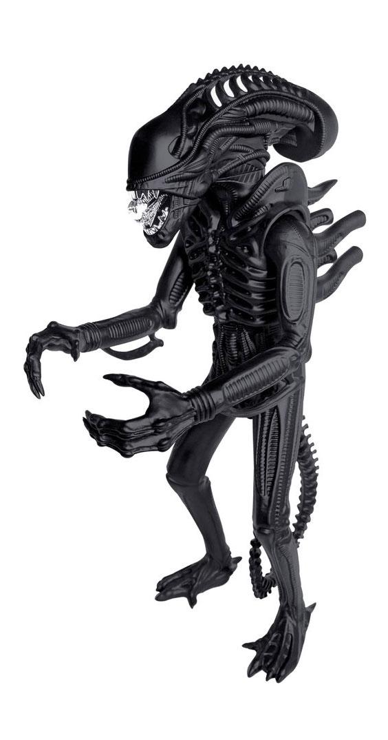 Aliens Super Size Action Figure Alien Warrior Classic Toy Edition (Matte Black) 46 cm