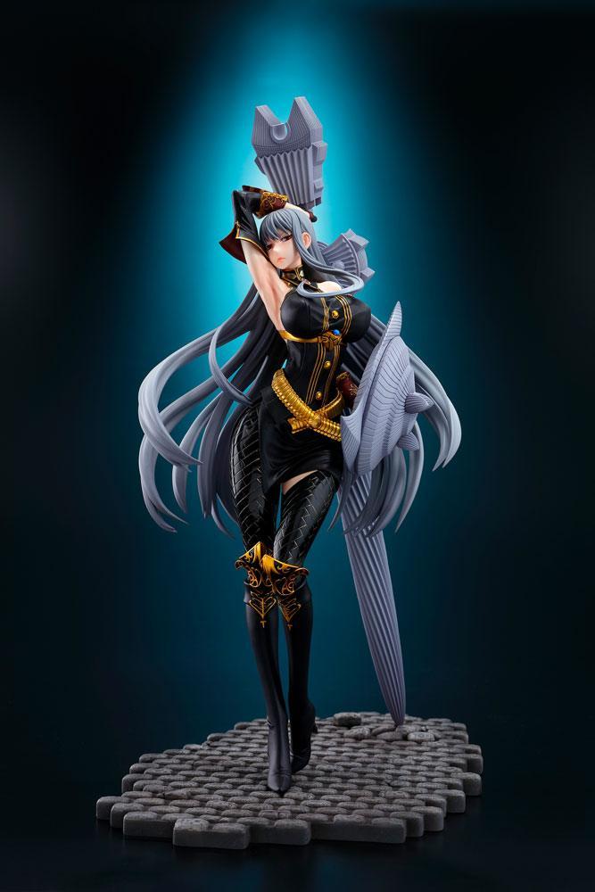 Valykria Chronicles PVC Statue 1/7 Selvaria Bles -Battle Mode- 34 cm