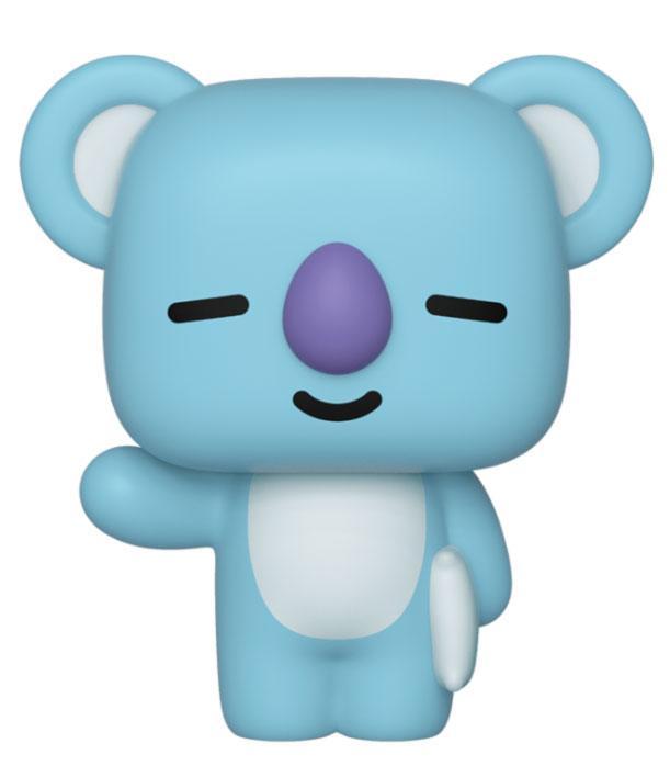 BT21 Line Friends POP! Animation Vinyl Figure Koya 9 cm