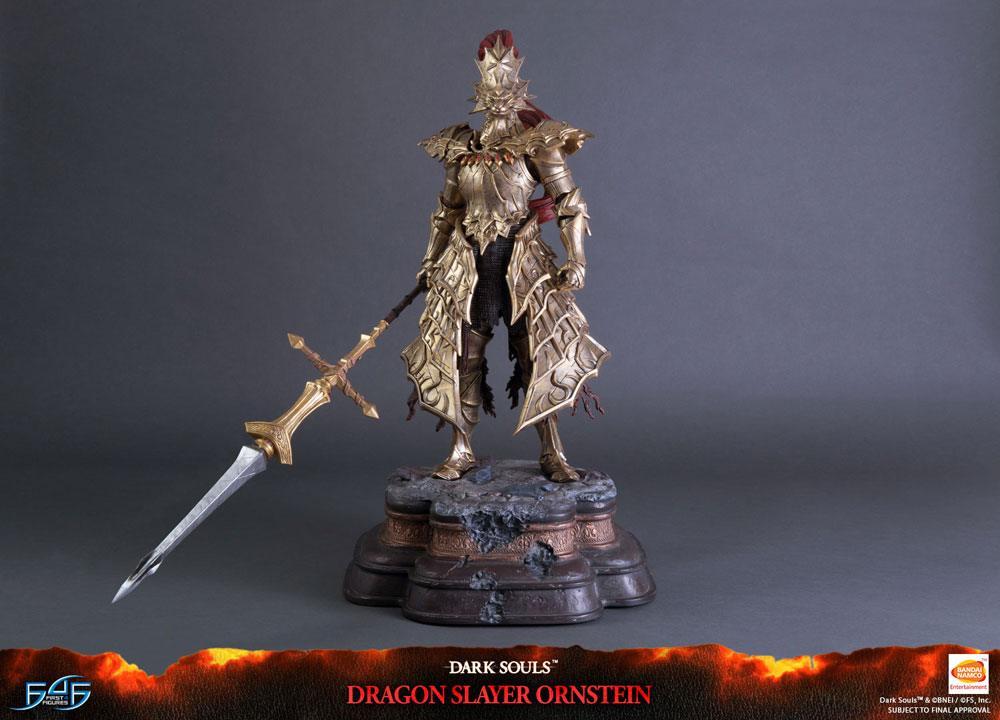 Dark Souls Statue Dragon Slayer Ornstein 67 cm