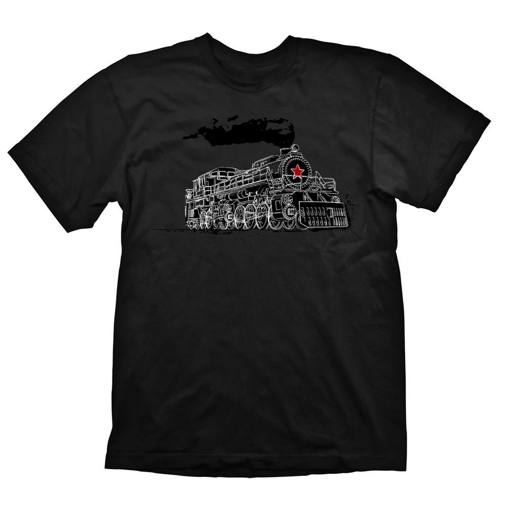 Metro Exodus T-Shirt Aurora Size L