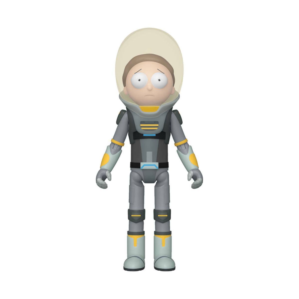 Rick & Morty Action Figure Space Suit Morty 10 cm