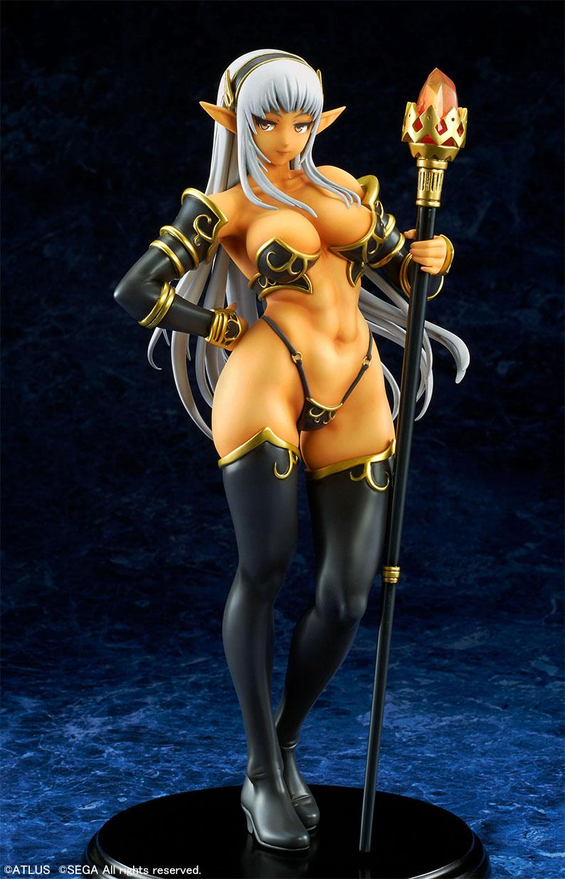 Dragon's Crown Statue 1/7 The Dark Elf Beastmaster 24 cm