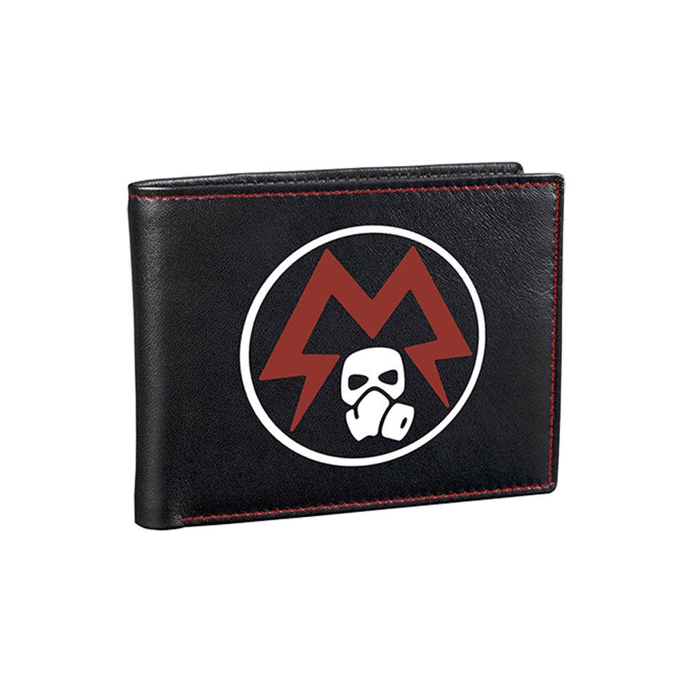Metro Exodus Wallet Spartan Logo