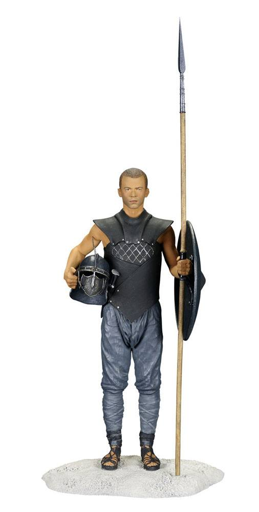 Game of Thrones PVC Statue Grey Worm 19 cm --- DAMAGED PACKAGING