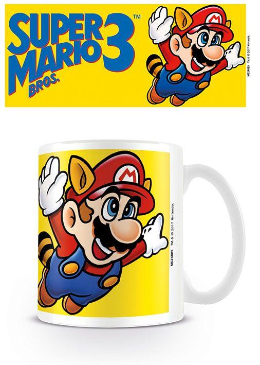 Super Mario Mug Super Mario Bros. 3