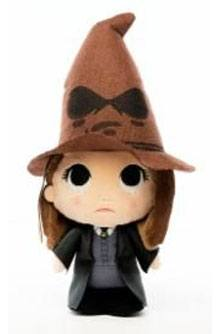 Harry Potter Super Cute Plush Figure Hermione w/ Sorting Hat 18 cm