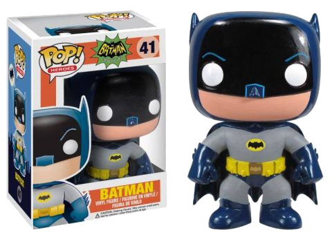 Batman POP! Vinyl Figure Batman 1966 10 cm