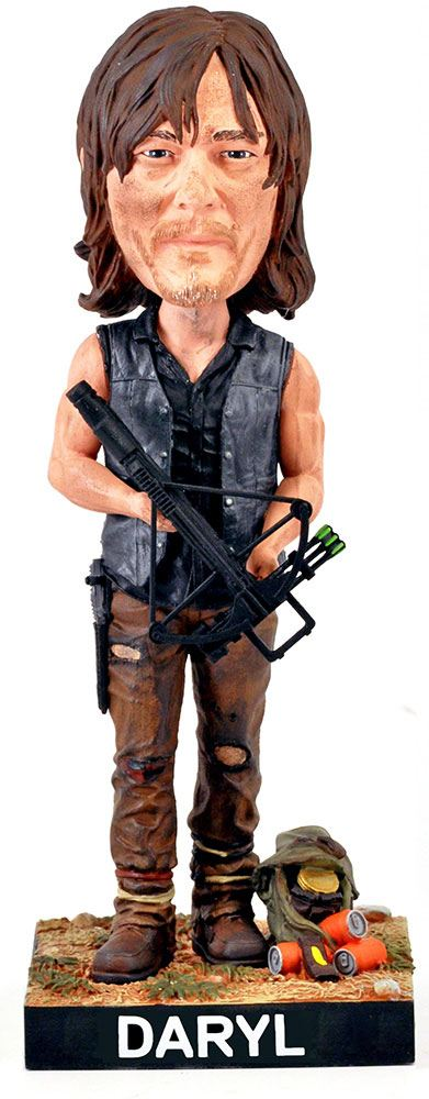 Walking Dead Bobble-Head Daryl 20 cm