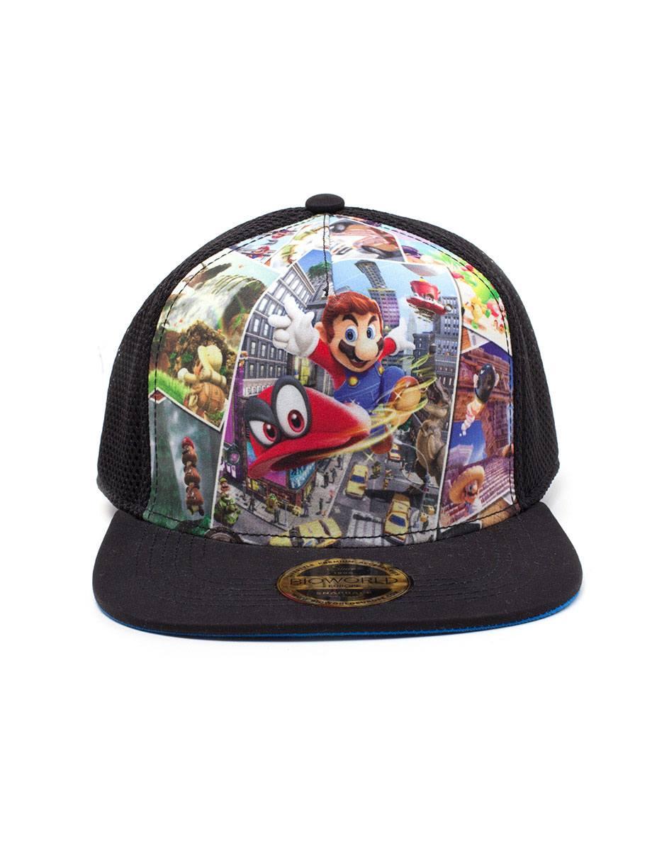 Nintendo Trucker Cap Super Mario Odyssey