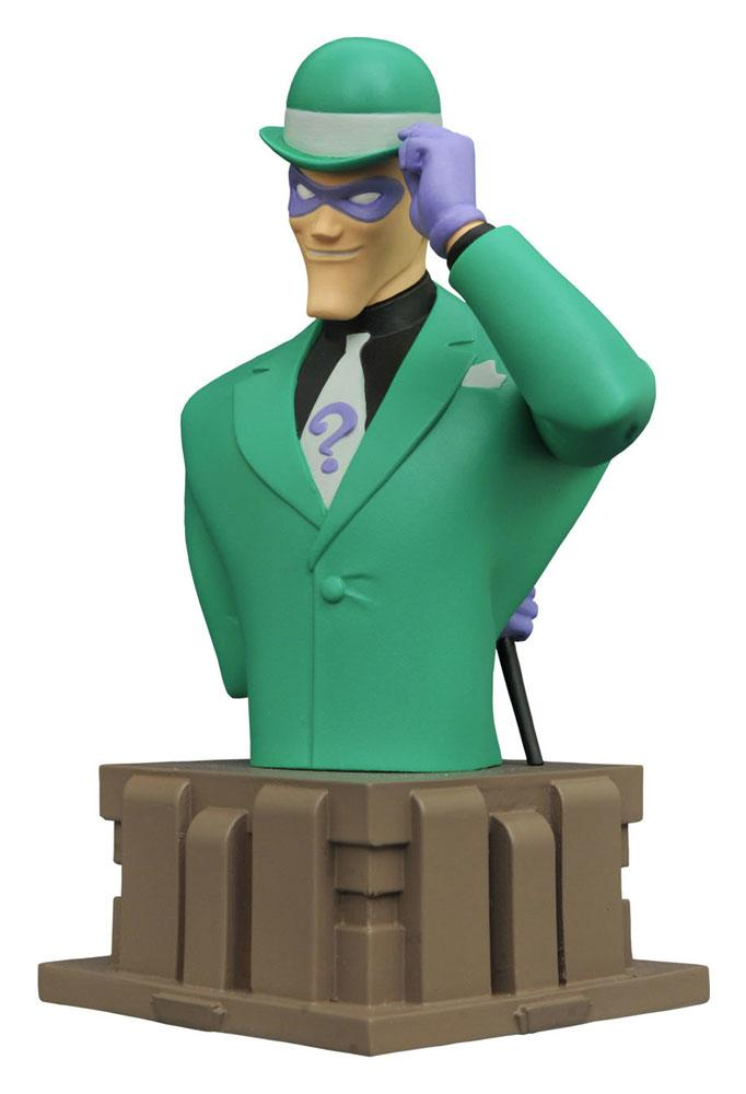 Batman The Animated Series Bust Riddler 15 cm