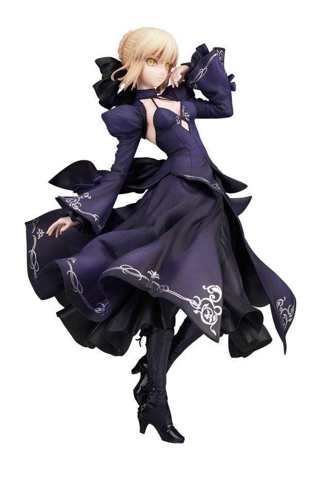 Fate/Grand Order Statue 1/7 Saber Altria Pendragon Dress Ver. 23 cm