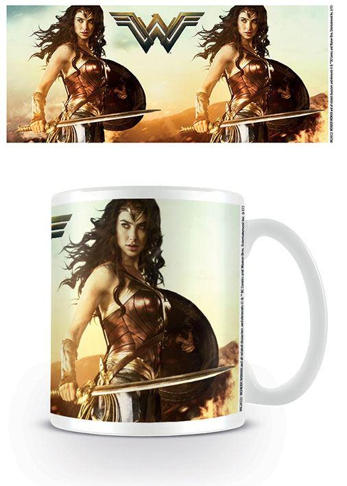 Wonder Woman Mug Fierce