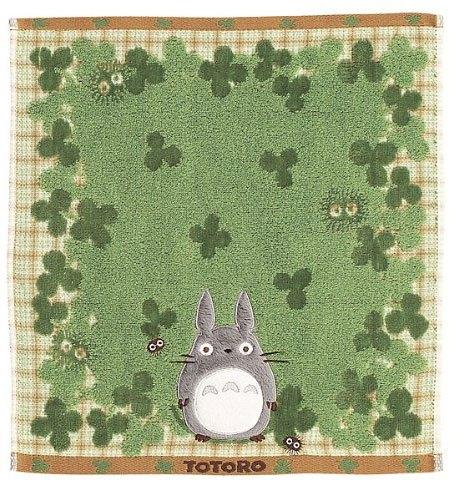 My Neighbor Totoro Mini Towel Field 25 x 25 cm