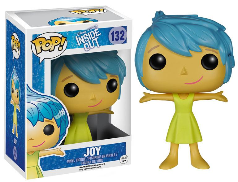 Inside Out POP! Vinyl Figure Joy 9 cm