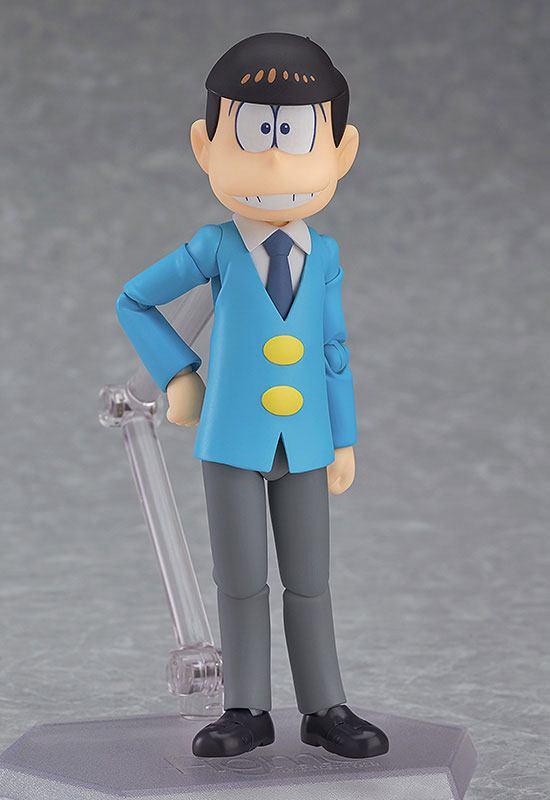 Osomatsu-san Figma Action Figure Osomatsu Matsuno 12 cm