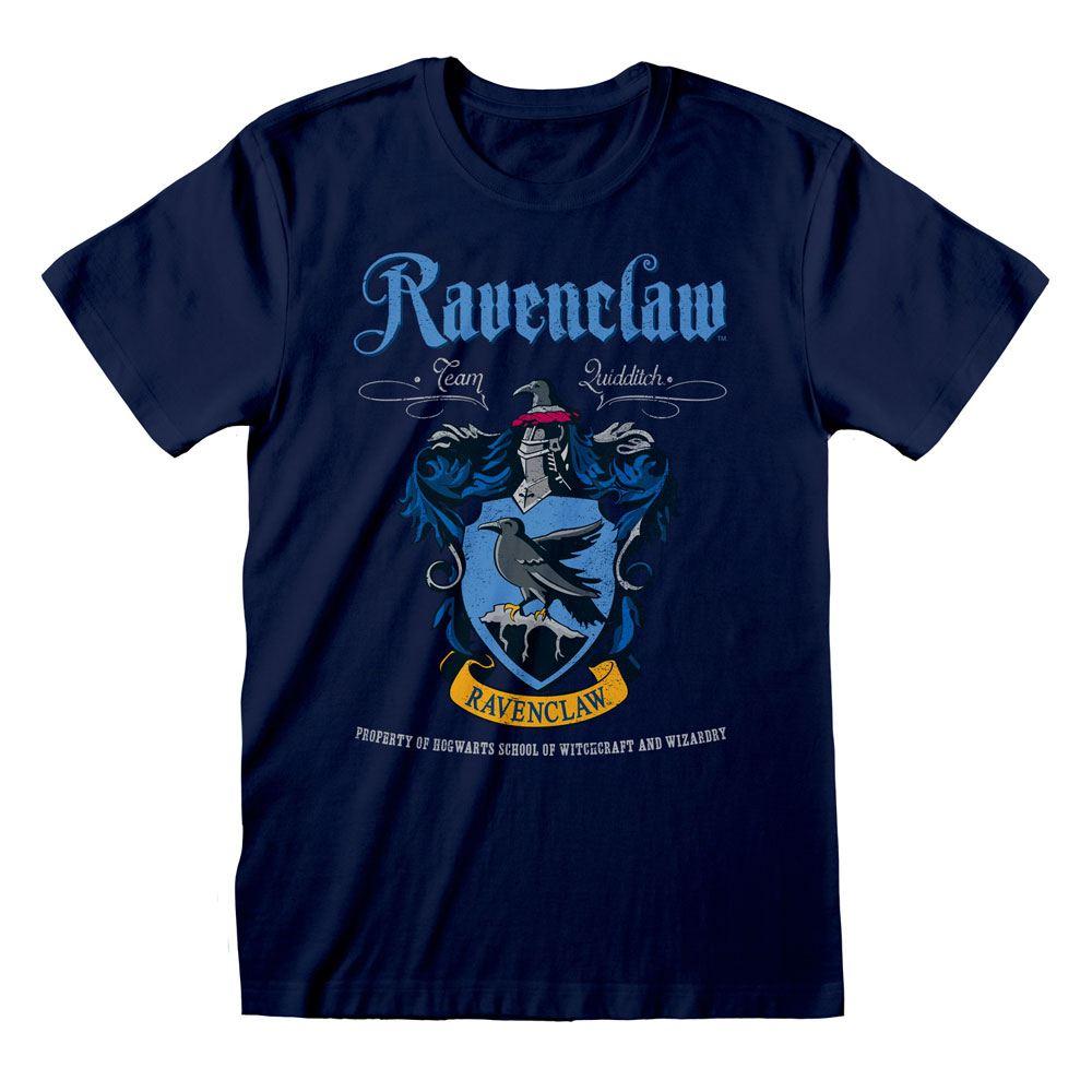 Harry Potter T-Shirt Ravenclaw Blue Crest Size L
