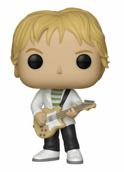 The Police POP! Rocks Vinyl Figure Andy Summers 9 cm