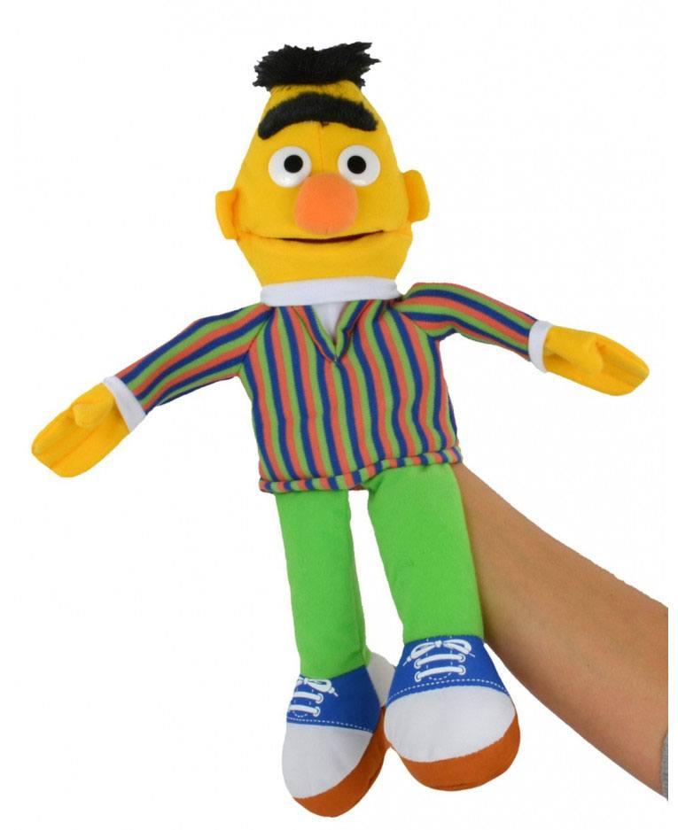 Sesame Street Hand Puppet Bert 41 cm