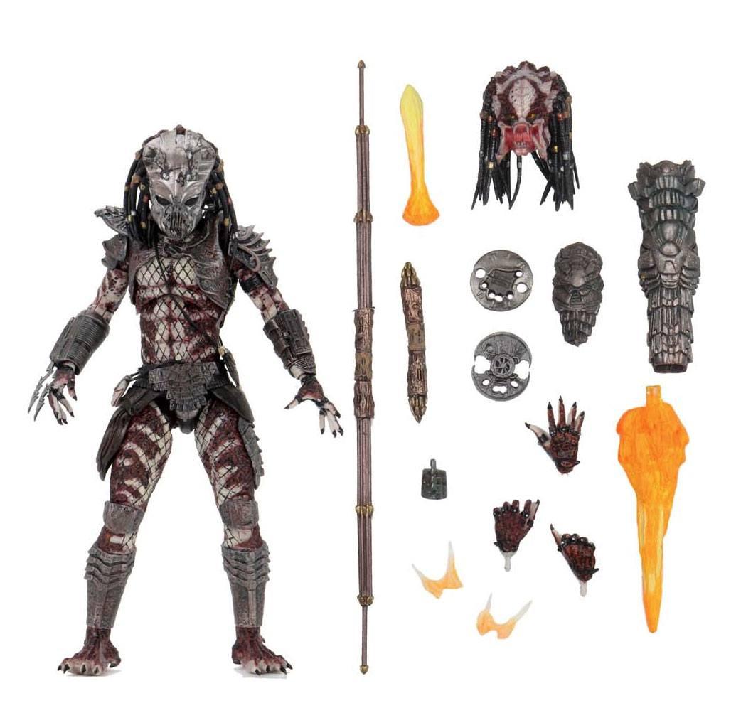 Predator 2 Action Figure Ultimate Guardian Predator 20 cm