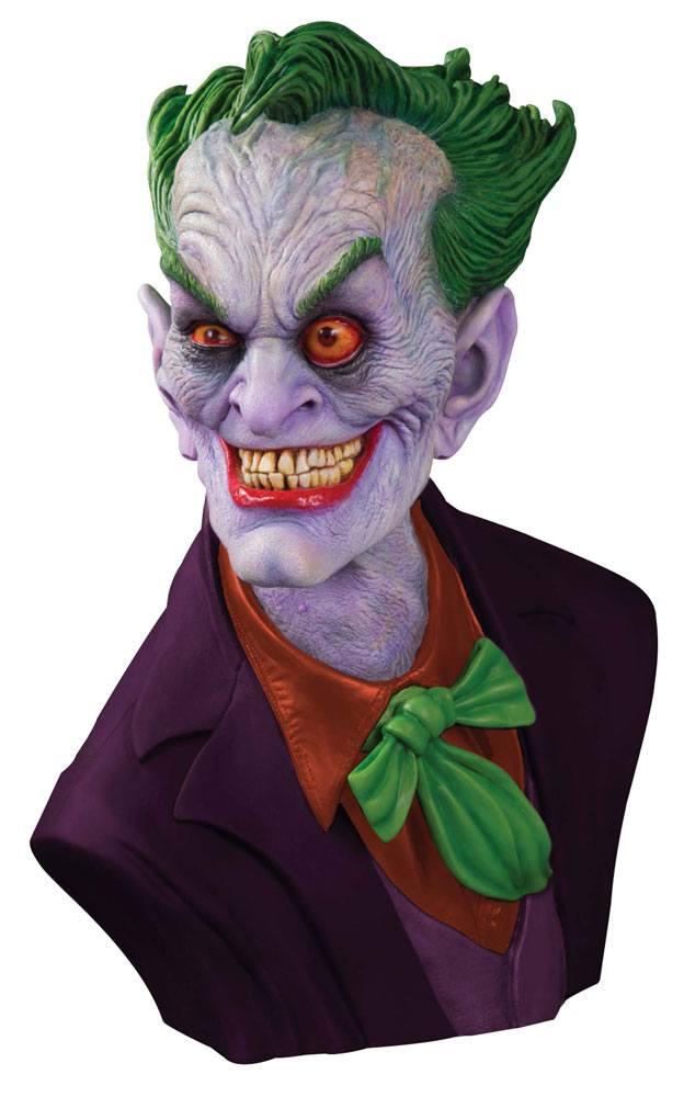 DC Gallery Bust 1/1 The Joker by Rick Baker Standard Edition 54 cm