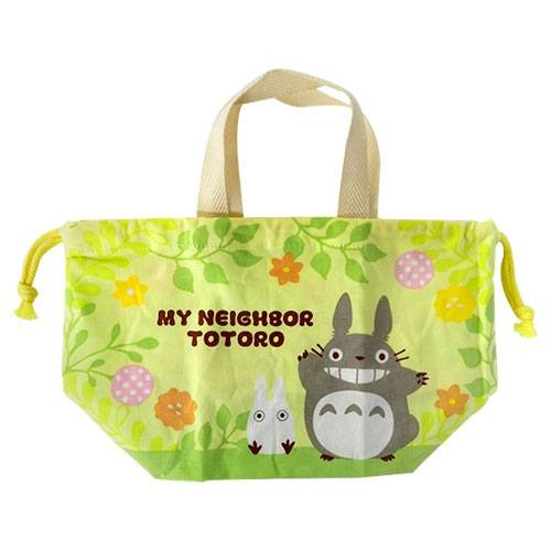 My Neighbor Totoro Cloth Lunch Bag Plants