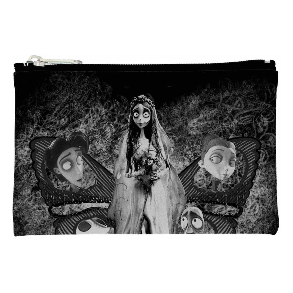 Corpse Bride Cosmetic Bag Characters