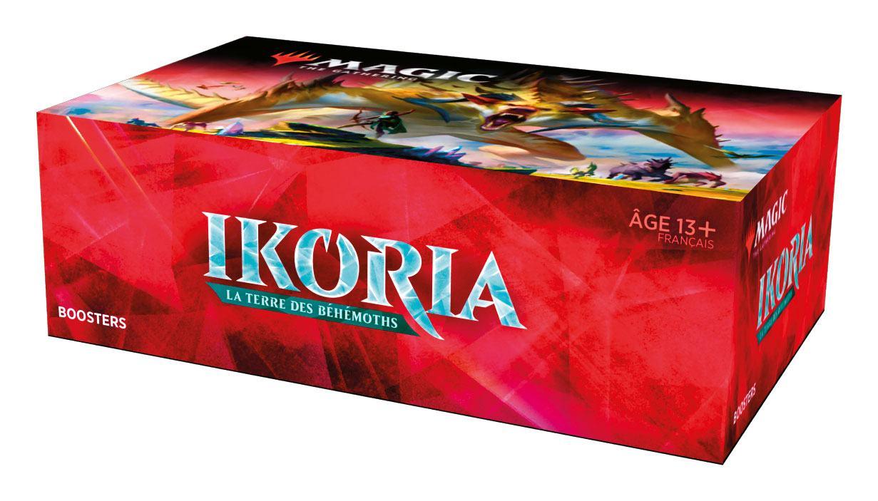 Magic the Gathering Ikoria : la terre des béhémoths Booster Display (36) french