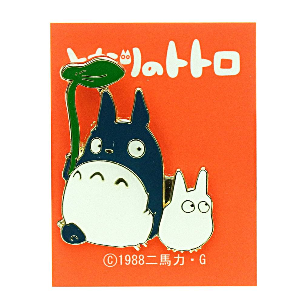 My Neighbor Totoro Pin Badge Big & Middle Totoro