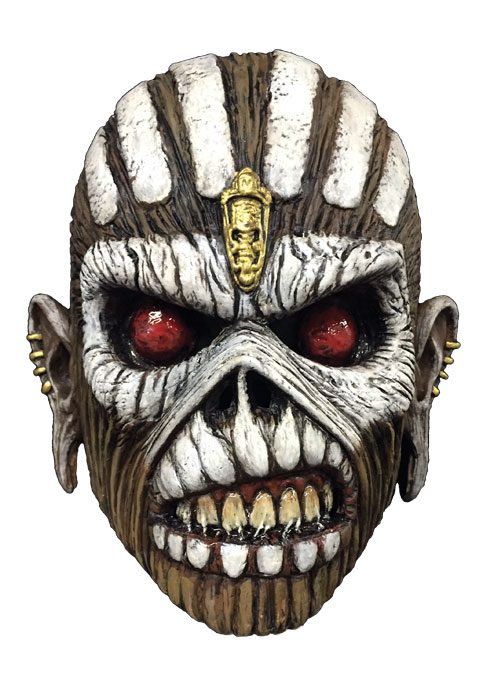 Iron Maiden Latex Mask Book of Souls