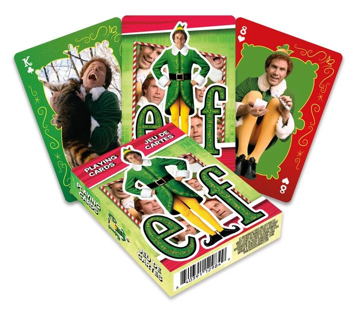 Elf Playing Cards Movie