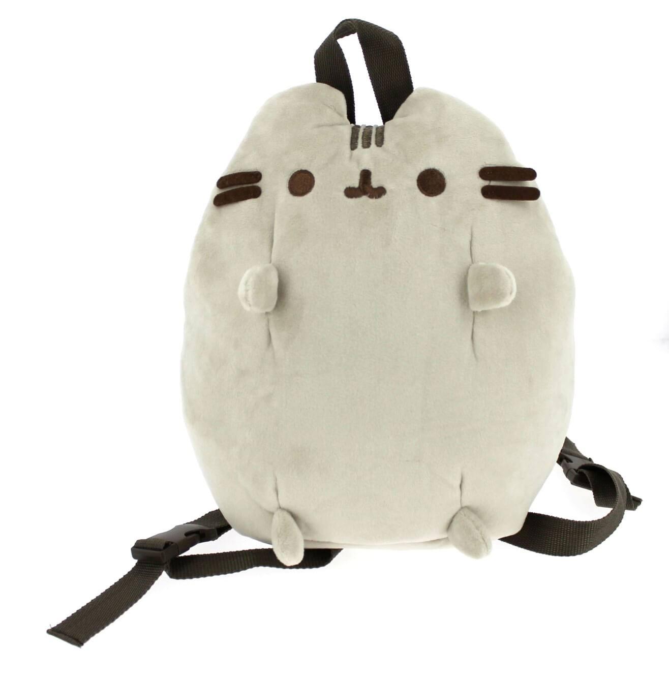 Pusheen Plush Backpack Pusheen