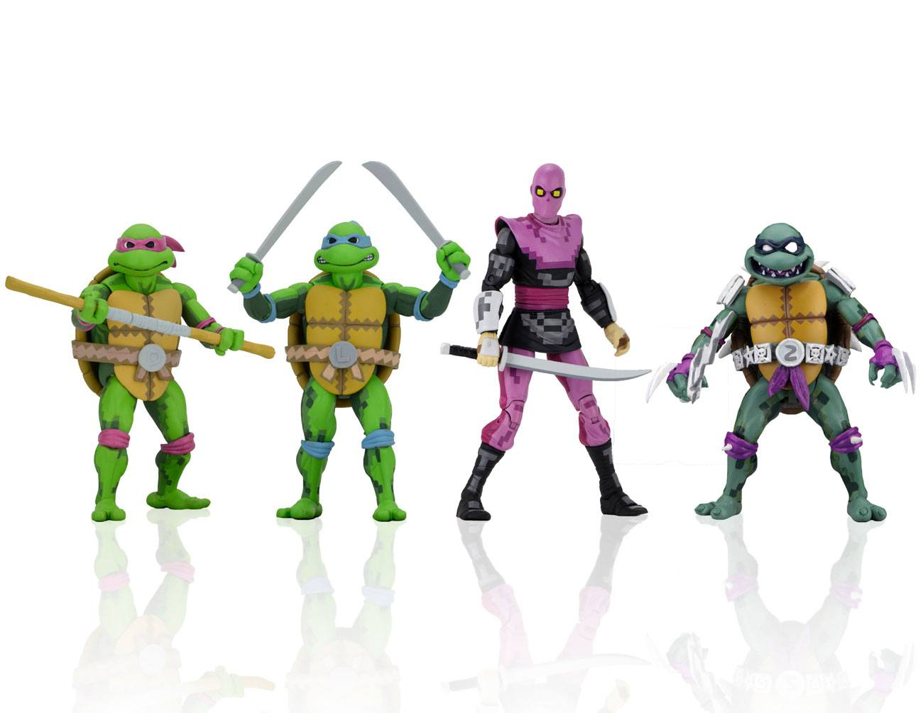 Teenage Mutant Ninja Turtles: Turtles in Time Action Figures 18 cm Series 1 Assortment (14)