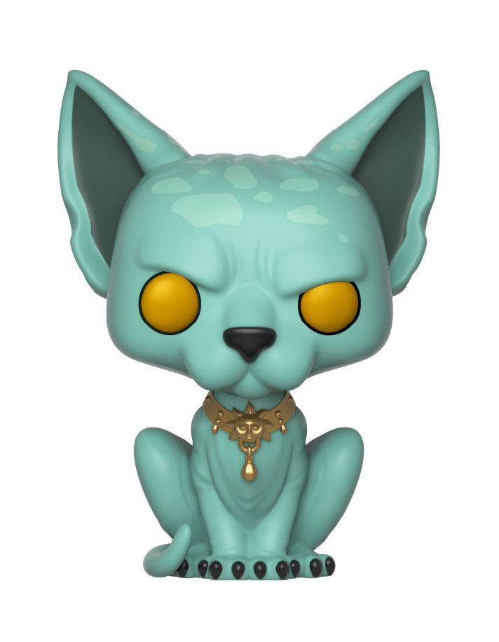 Saga POP! Comics Vinyl Figure Lying Cat 9 cm