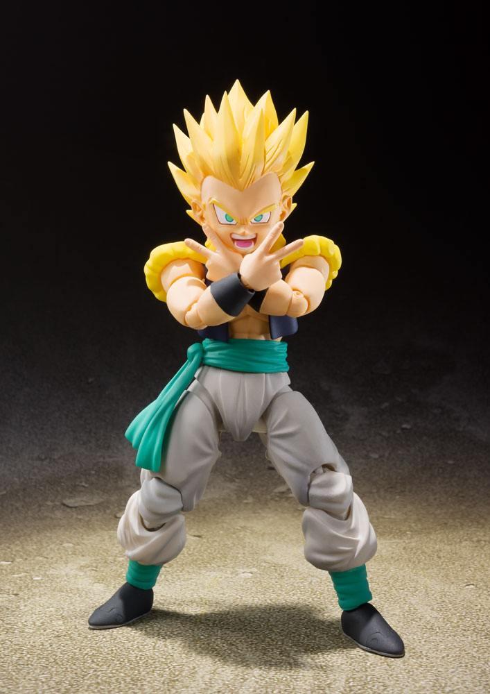 Dragonball Z S.H. Figuarts Action Figure Super Saiyan Gotenks 13 cm