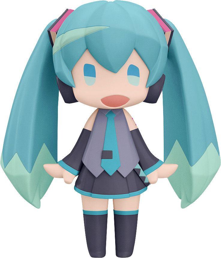 Character Vocal Series 01: Hatsune Miku HELLO! GOOD SMILE Action Figure Hatsune Miku 10 cm