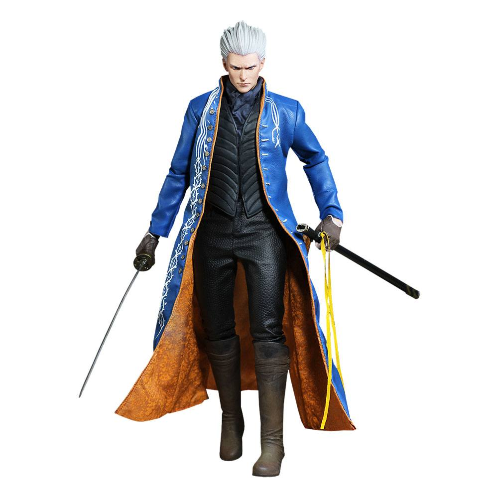 Devil May Cry 3 Action Figure 1/6 Vergil 30 cm
